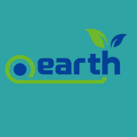 Happy Earth Day : .EARTH Is On Sale : Register Yours Today - Earth Logo