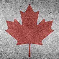 he Home of .CA : Canada : Love Online Shopping - Flag