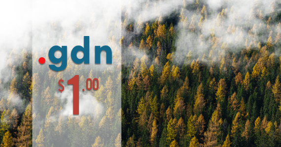 .GDN is on sale for just $1!