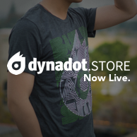 Grand Opening of the Dynadot Store