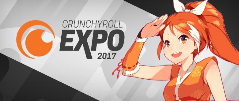 CrunchyRoll Expo 2017 (August 25-27)