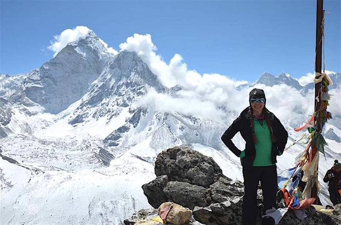 Mount Everest Basecamp Hiker
