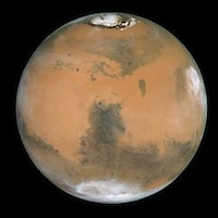 Red Planet Day Mars Premium Domains