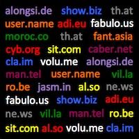 Domain Hacks Fun Domain Names