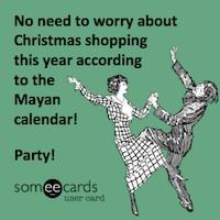 Christmas Shopping Tips someecards
