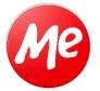 .ME domain logo