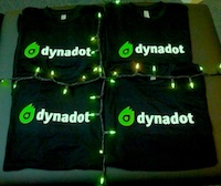 Resolution t-shirt contest giveaway - Dynadot - Customink