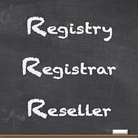 What is a Domain Registry, Domain Registrar, Domain Reseller?
