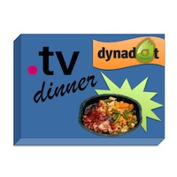 .TV Domain Sale - TV Dinner - National Frozen Food Day