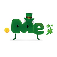 ME Domain Name Sale Saint Patricks Day
