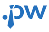 .PW domain logo