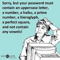 5 Secure Password Tips - Protect Yourself Online - Spaceballs Password Scene