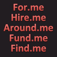 .ME Premium Domain Program Release - Apply for Around.me, Hire.me, Fund.me, Find.me, For.me