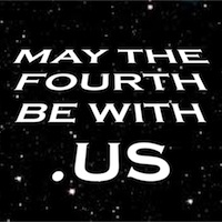 .US Sale on May the Fourth - Star Wars Day Domain Sale