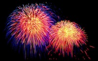 July 4th Fireworks - .US Domain Sale