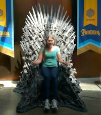 Robyn Norgan EMP Museum Game of Thrones