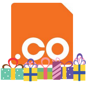 .CO Birthday Sale!