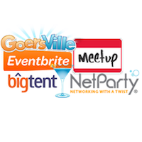 Events and Groups Websites