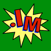 Comic Book Day - Become a Superhero with a .IM Domain!