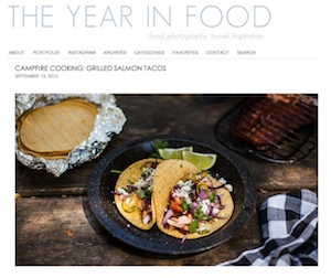 The Year in Food Top Food Blog