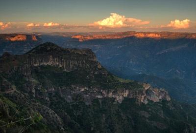 Cooper Canyon Mexico