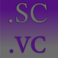 .SC & .VC Domain Registration - Domain Logos