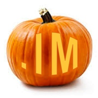 Halloween .IM Sale - Tell Everyone Who You Are This Halloween With .IM