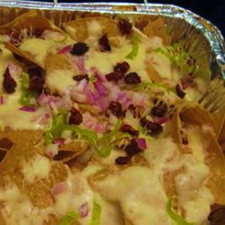 Super Duper Italian Nachos Recipe - National Nachos Day