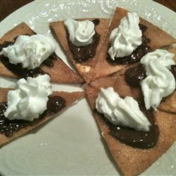 Easy Chocolate Nachos Recipes - National Nachos Day