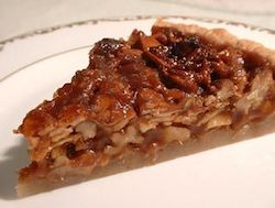 Thanksgiving Caramelized Nut Tart Recipe - Turkey Day Recipe Websites