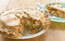 Thanksgiving Turkey Pot Pie Recipe - Turkey Day Recipe Websites