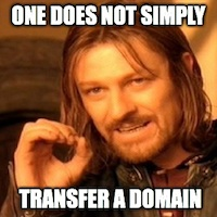 Most Common Mistakes When Transferring a Domain - Domain Transfer Process Tips