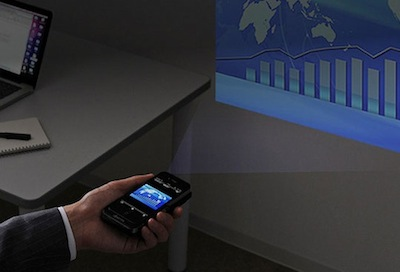 iPhone Projector-Gift Ideas For Techies