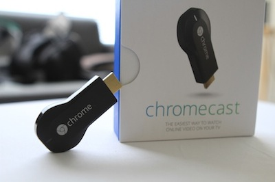 Google Chromecast-Gift Ideas For Techies