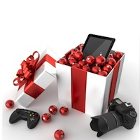 Gift Ideas - Gifts For Techies - Friday Five Blog