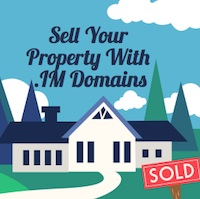 Sell Property With .IM Domain - .IM Sale - Real Estate Domains