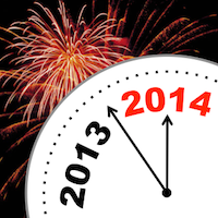 Farewell 2013 - Happy New Year - 2013 Final Countdown