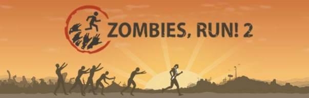 5 Apps for New Year's Resolution Success: Zombies Run App - Fitness Running Tool