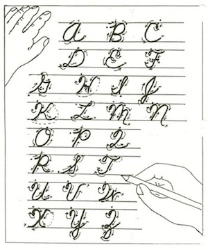 National Handwriting Day - Practice Your Handwriting