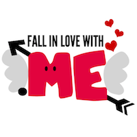 Fall in Love with .ME Domain - .ME sale - Valentine's Day Sale