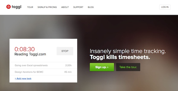 5 Websites to Help You Manage Your Time - Toggl