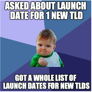 Dynadot New TLDs in 2014 - New TLD Release Dates - Dynadot TLD Release Dates