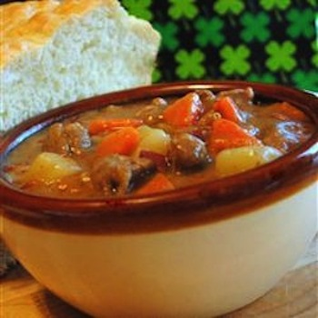 Lamb Stew Recipe - St. Patrick's Day