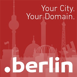 The First City Domain .BERLIN is Available to Register Now! .BERLIN is for all Berliners!