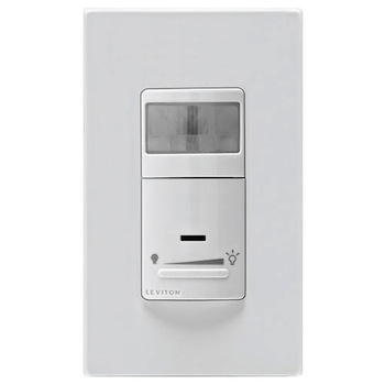 Energy saver light switch