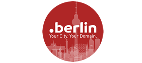 .BERLIN Domain Logo