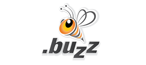 .BUZZ Domain Logo