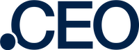.CEO Domain Logo
