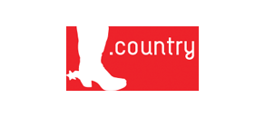 .COUNTRY Domain Logo