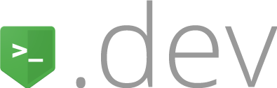 .DEV Domain Logo